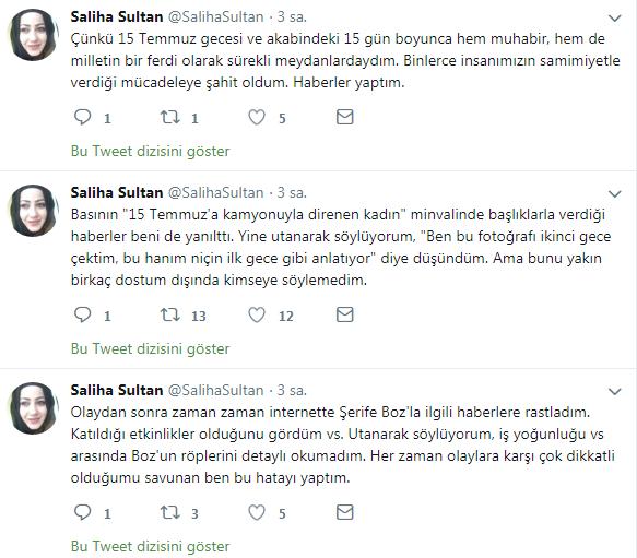 saliha sultan