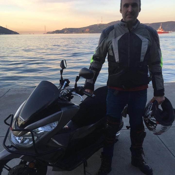 motorsiklett
